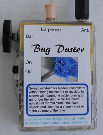 The Bug Duster