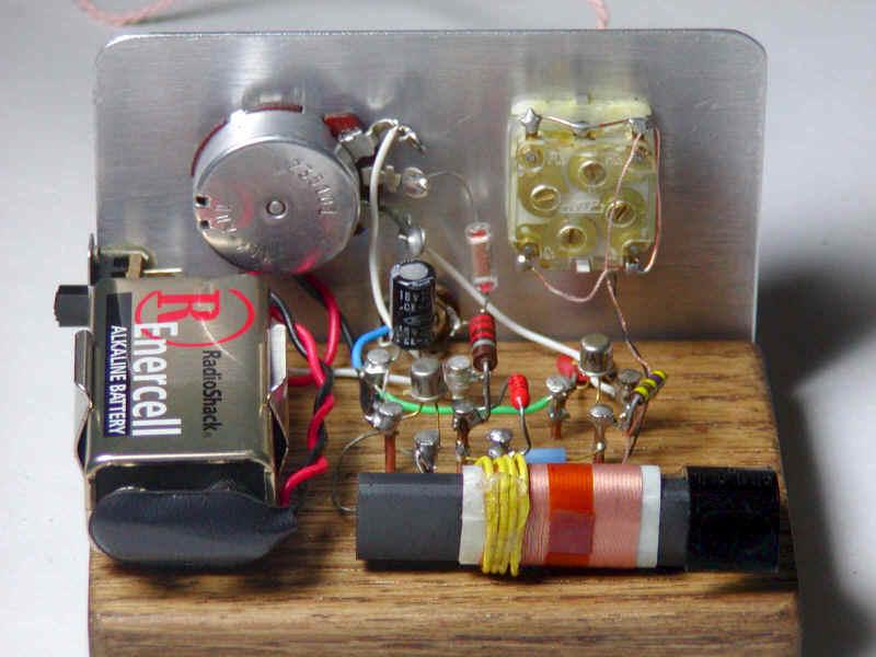 crystal radio circuits rh techlib com