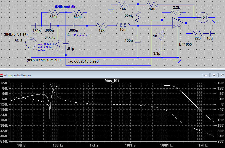 Narrow mechanical filter for VLF IF frequency