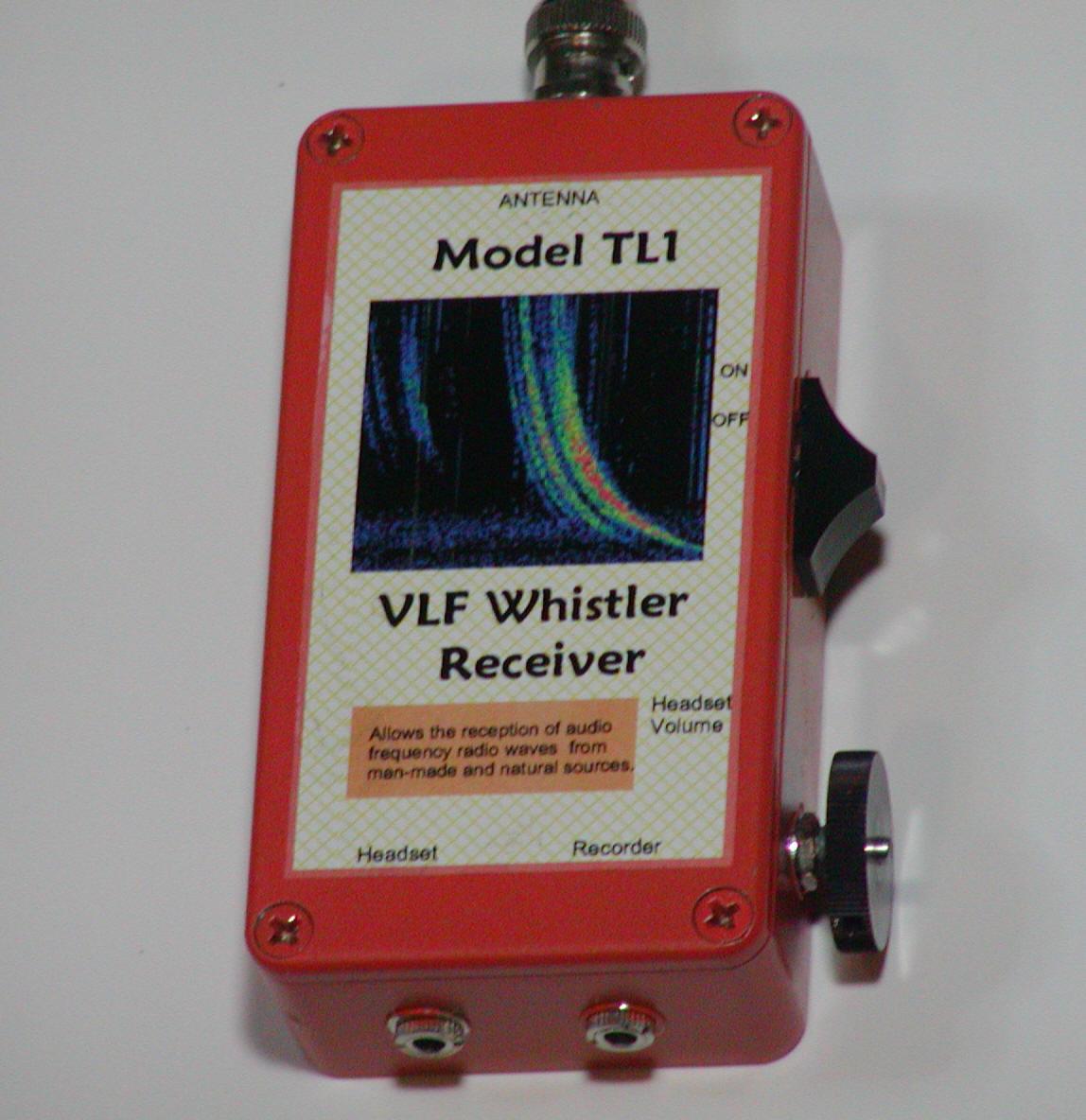 VLF Whistler Reception