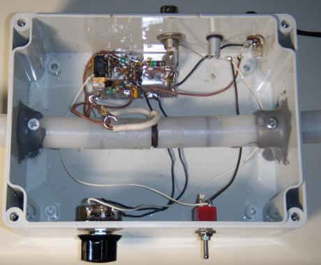 Active 3-30 MHz Hula-Loop Antenna for Shortwave