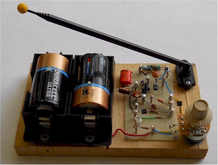 New Lightning Detector for the Beginner